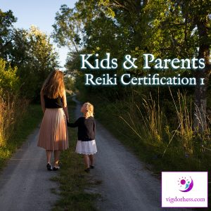 Reiki for kids in Charlottesville VA