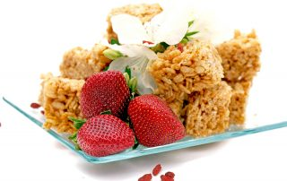 Healthy Rice Crispies