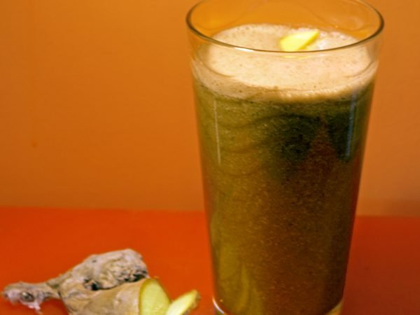 Dive into your day smoothie
