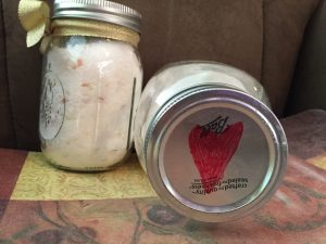 HomemadeBathSalts